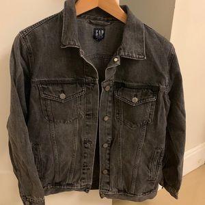 GAP oversized denim jacket size S